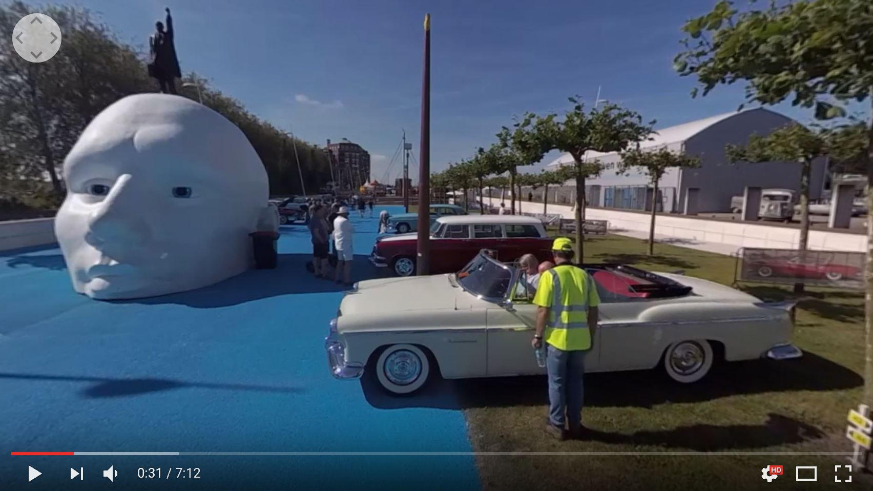 360VR Nationale Oldtimerdag 2017